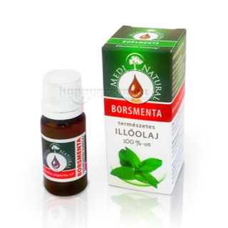 Medinatural Illóolaj, Borsmenta, 10 ml