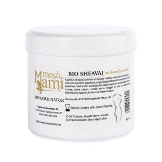 MosóMami Gold Natur Sheavaj, 450 ml