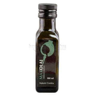 Nature Cookta Mákolaj, 100 ml
